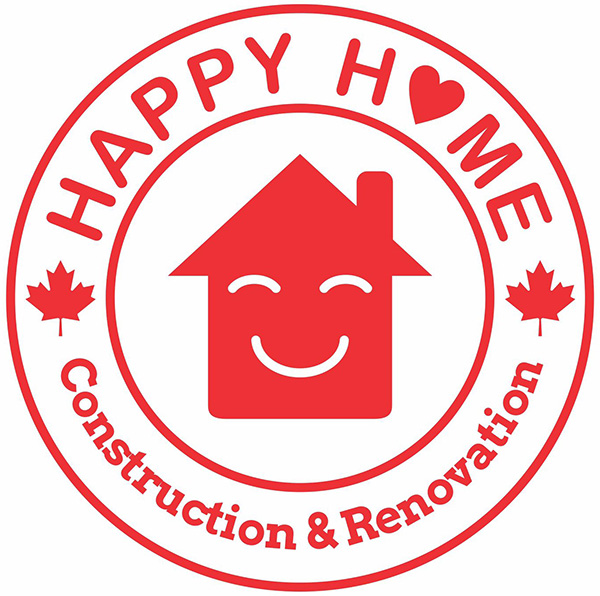 Happy Home Construction and Renovation Inc.